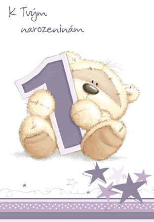 blahopřání k narozeninám 1 roku Fizzy první narozeniny   přání pro děti blahopřání k narozeninám 1 roku